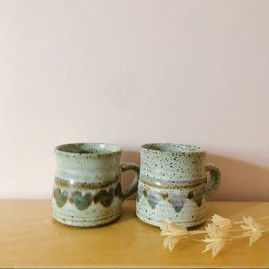 Handmade Mug Set